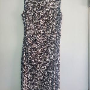 Anne Taylor Knot side Dress